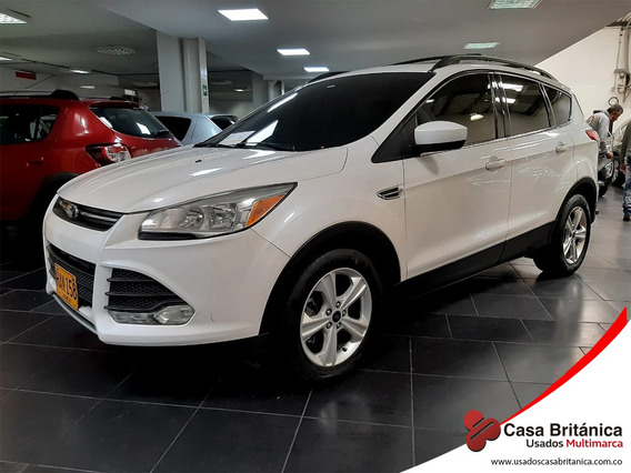 Ford Escape Se 2000cc Autoamtico 4x2 Gasolina