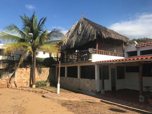 Imagen 1 de 13 de Se Alquila Casa De Playa 4 Hab 5 Baños Via Sucre - Maria Jose Chaparro Re/max Lider