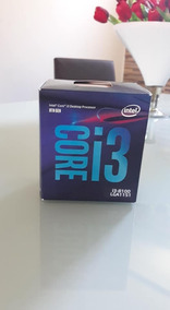 I3 8100 Novo Na Caixa
