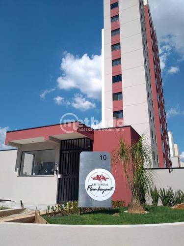 Apartamento À Venda No Jardim Flamboyant Em Campinas-sp - Ap00283 - 68381987