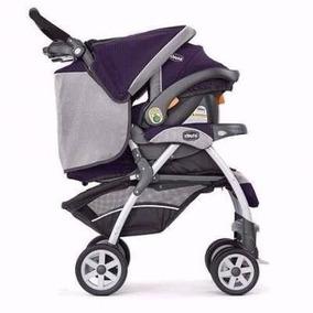 Carrinho E Bebê Conforto Marca Chicco