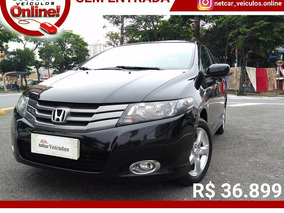 Honda City Lx 1.5 Flex Completo Manual 2012 Impecavel