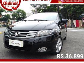 Honda City Lx 1.5 Flex Completo Manual 2012 Impecavel