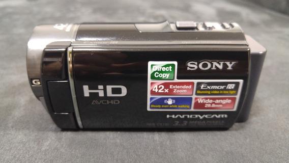 Filmadora Sony Handcam Hdr-cx130 Novíssima