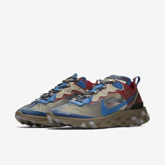 Tenis Nike React Element 87 X Undercover Beige Chalk 39