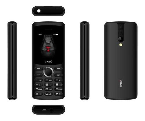 Telefonos Celular Ipro Smart 2.4 Doble Sim Whatsapp Dual Sim