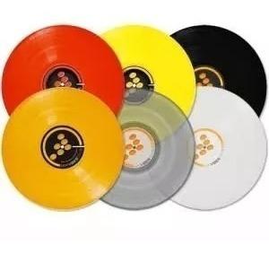 Par Disco Vinyl Mixvibes