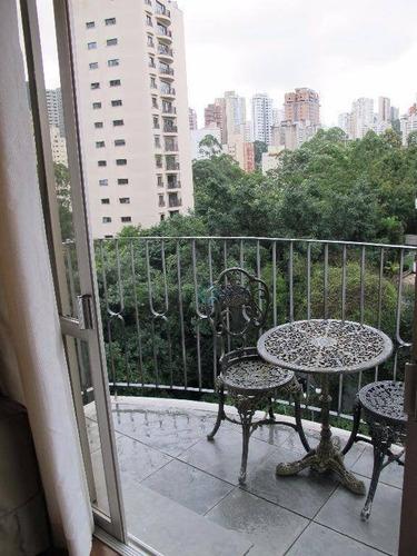 Apartamento Com 3 Dormitórios À Venda, 120 M² Por R$ 607.000,00 - Jardim Ampliação - São Paulo/sp - Ap0797