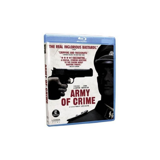 Army Of Crime Army Of Crime Usa Import Bluray Nuevo