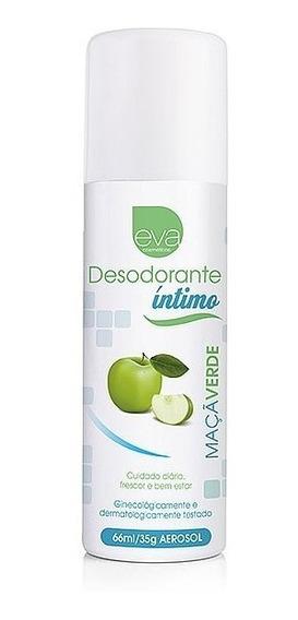 Desodorante Íntimo 66ml - Eva Maça Verde