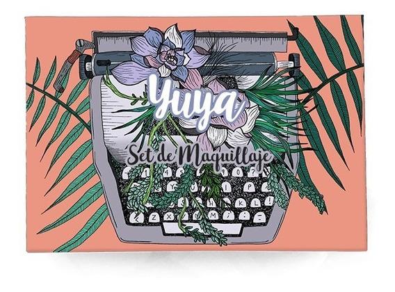 Yuya Set De Maquillaje Maquinita