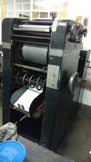 Vendo Impresora Offset Davidson 500 Super Oficio U$ 2,400