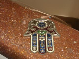 Antiguo Lote De 6 Manos Hamsa - Khamsa Ò Fatima