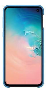 Funda Silicona Original Samsung S10e Blue