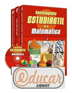 Educar Libros - Enciclopedia Estudiantil De La Matemática