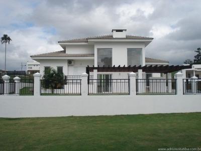 Casa Em Condomínio Village Das Palmeir, Itatiba/sp De 1000m² 3 Quartos À Venda Por R$ 1.350.000,00 - Ca94083