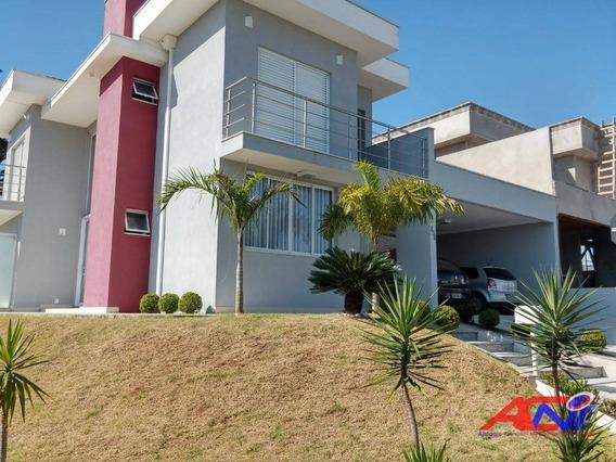 Sobrado Com 4 Dormitórios À Venda, 240 M² - Jardim Green Park Residence - Hortolândia/sp - So0021