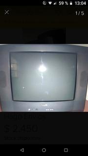 Televisor Phillips 21 Pulgadas