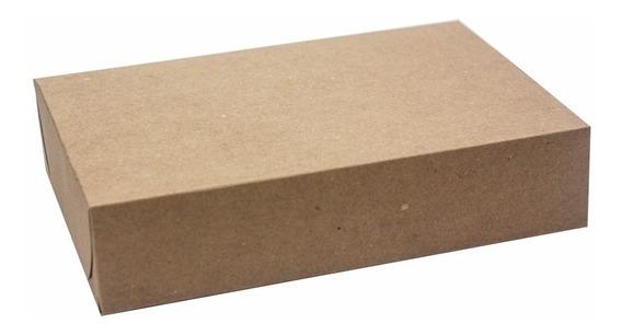 Caixa De Presente C/20 Unidades 24,5x35x6,5 R4 - Kraft