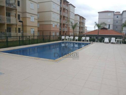 Apartamento À Venda, 53 M² Por R$ 229.000,00 - Parque Euclides Miranda - Sumaré/sp - Ap19313