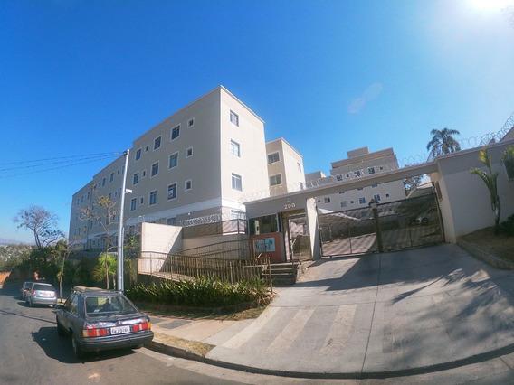 Apartamento 2 Quartos 1 Vaga De Garagem Contagem Mg - 1561