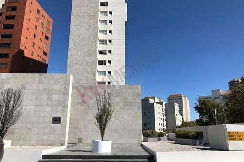 Excelente Departamento En Renta En Hacienda De Las Palmas Interlomas