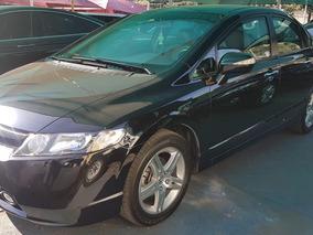 Honda Civic 1.8 Exs Aut. 4p, Impecável Blindado!!