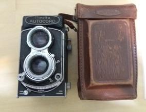 Camera Fotografica Minolta Autocord Chiyoko 1960