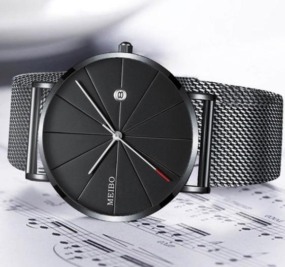 Relógio Meibo Luxo