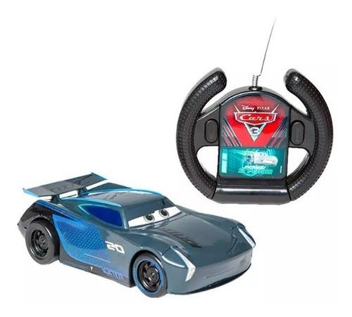 Carrinho Storm Controle Remoto 1:32 Carros 3 Disney