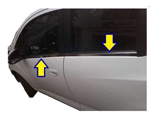 Accesorios Lamevidrios Cromados Chevrolet Spark Gt