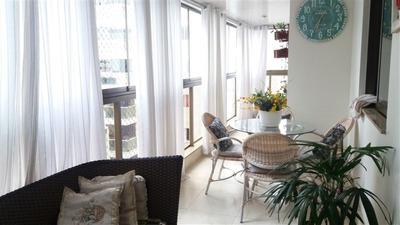 Apartamento Em Praia Da Costa, Vila Velha/es De 176m² 4 Quartos À Venda Por R$ 830.000,00 - Ap72631