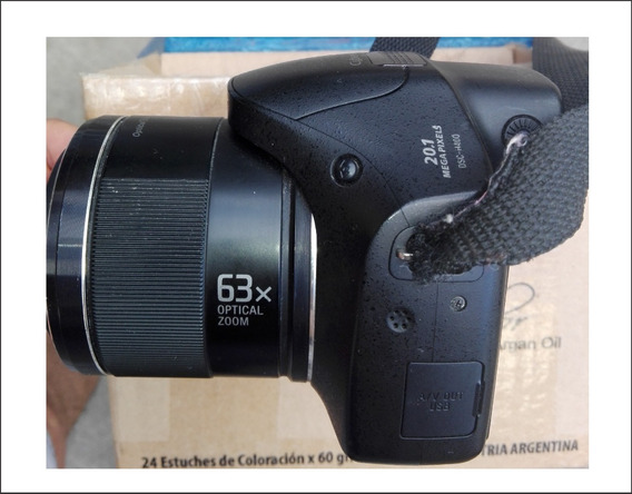 Vendo Camara Fotografica Sony H-400