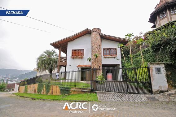 Acrc Imóveis - Casa Residencial Para Locação No Bairro Garcia - Ca01072 - 34223106