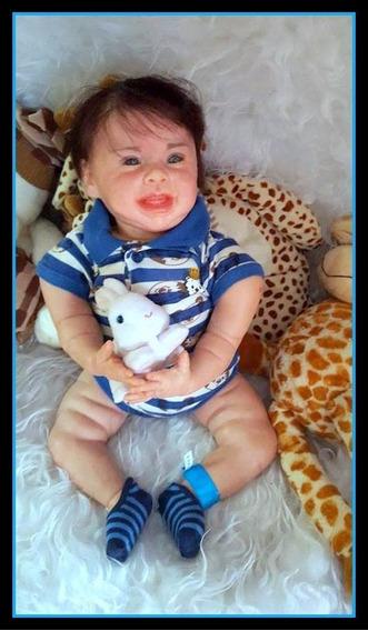 Lindo Bebe Reborn Pedrinho