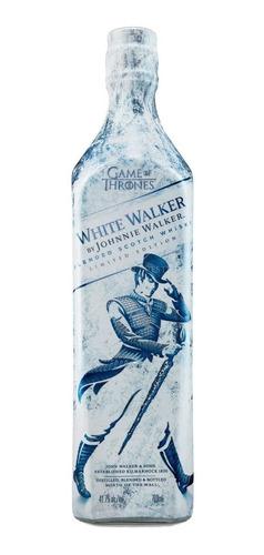 Whisky Escoces Johnnie Walker White 750 Ml