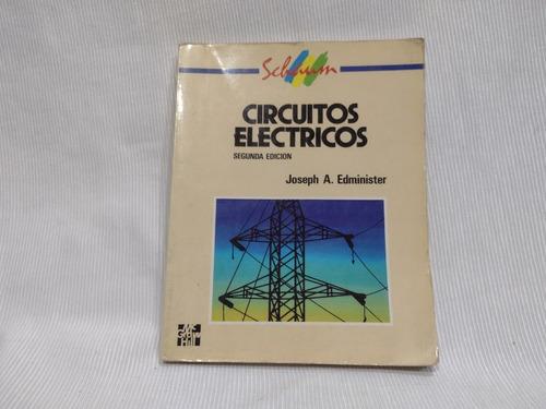 Circuitos Eléctricos Joseph E. Edminister Mcgrawhill