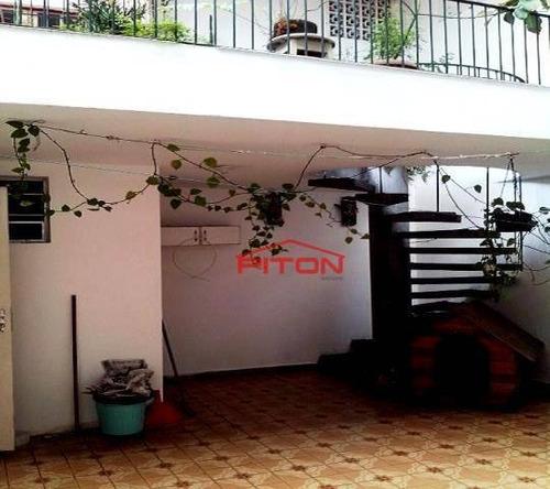 Imagem 1 de 15 de Casa Com 3 Dormitórios À Venda, 200 M² Por R$ 670.000,00 - Vila Granada - São Paulo/sp - Ca0211