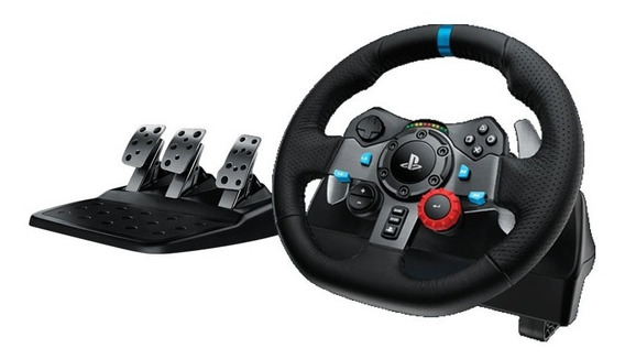 Volante Logitech G29 Pedalera Ps4 Ps3 Prof Racing
