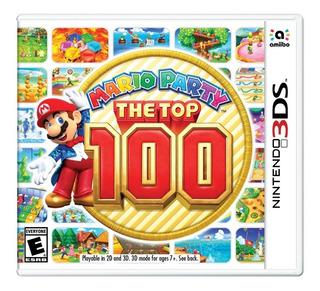 Mario Party The Top 100 Nintendo 3ds Nuevo (en D3 Gamers)