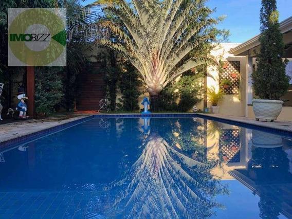 Casa Com 3 Dormitórios À Venda, 260 M² Por R$ 998.000 - Condomínio Villa Fontana - Valinhos/sp - Ca2009