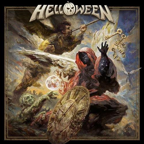Imagem 1 de 2 de Helloween:helloween(lançamento 2021/caixa Acrílica)