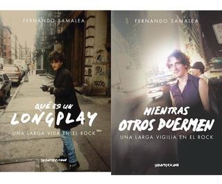 Mientras Otros Duermen + Un Long Play - Fernando Samalea