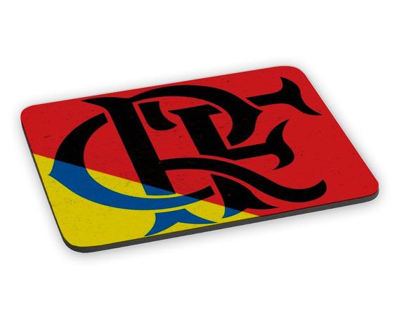 Mousepad Flamengo Crf Clube Regatas Futebol Mouse Pad