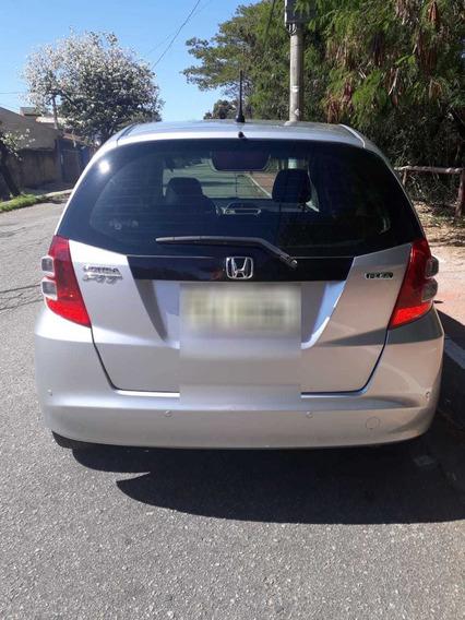 Honda Fit 1.5 Exl Flex Aut. 5p 2009