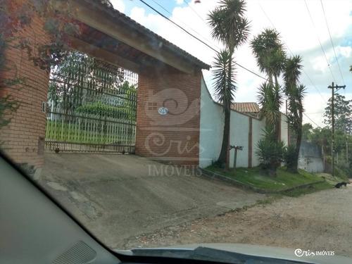 Chácara Em Vila Real - Mauá - Sp - Ch03/88