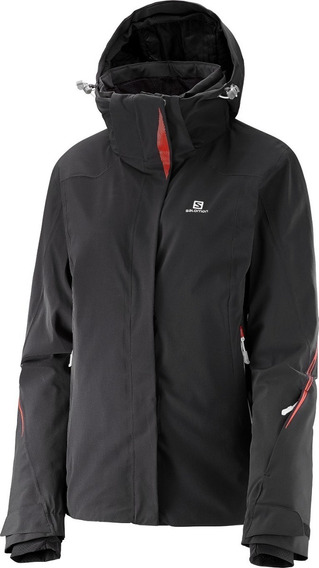 Camperas Salomon - Brilliant Jkt W - Hiking - Mujer