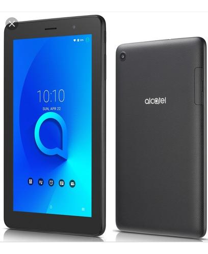 Imagen 1 de 3 de Tablet Telefono 7 Pulgadas Alcatel 1t H+ 3g 8gb Camara Zoom