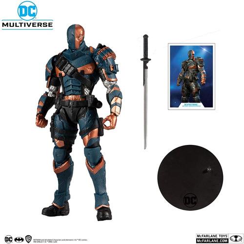Mcfarlane Toys Dc Multiverse Deathstroke