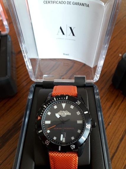 Relógio Armani Exchange, Novo Na Caixa!
